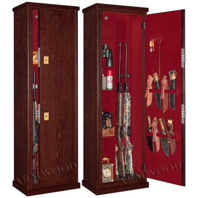 Оружейный сейф Armwood-535.074 Flock