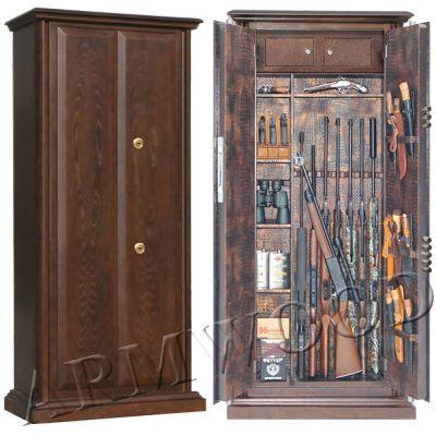Оружейный сейф Armwood 757d32 G Lux