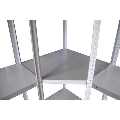 Полка угловая СТФ 60x60 (Угол 40)