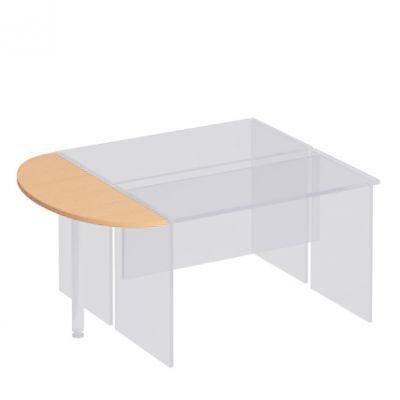 Приставка к столу B.150 дуб атланта
