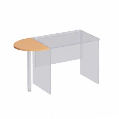 Приставка к столу B.60 дуб атланта