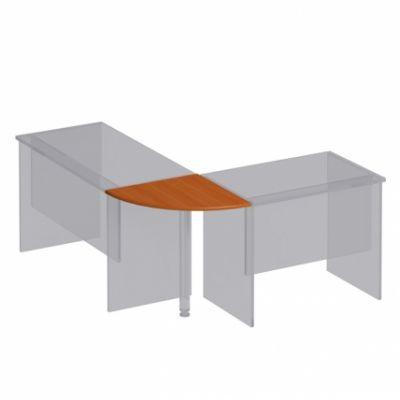 Приставка к столу B 66 ольха