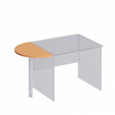 Приставка к столу B.72 дуб атланта