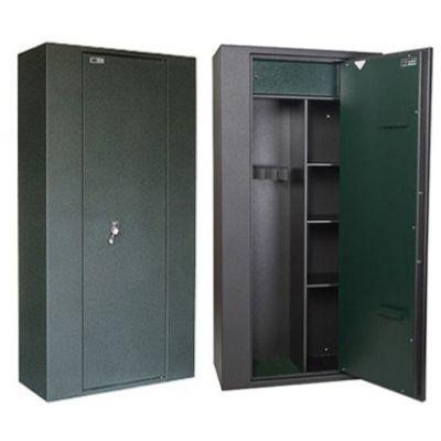 Оружейный сейф SAFETRONICS MAXI 10 PM/K5