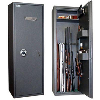 Оружейный сейф SAFETRONICS MAXI 5P EM