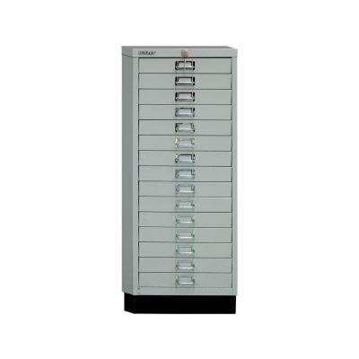 Многоящичный шкаф BISLEY ВА3/15L (PC 119)