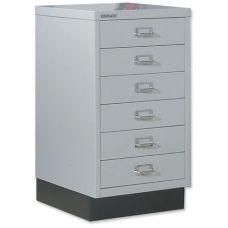 Многоящичный шкаф BISLEY ВА3/6L (PC 113)