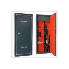 Оружейный сейф с отделкой Авантаж 650Ms
