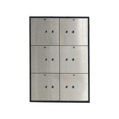 Блок депозитных ячеек VALBERG DB-6.DGL