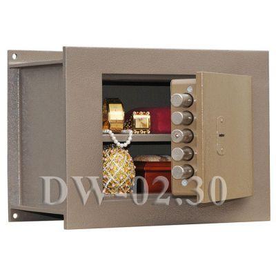 Встраиваемый сейф DW-02.30