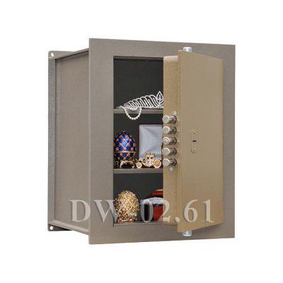 Встраиваемый сейф DW-02.61