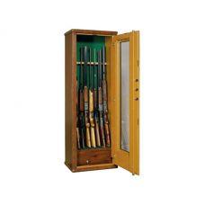 Оружейный сейф METALK Gabbiano 1535034BTL (Орех) Key