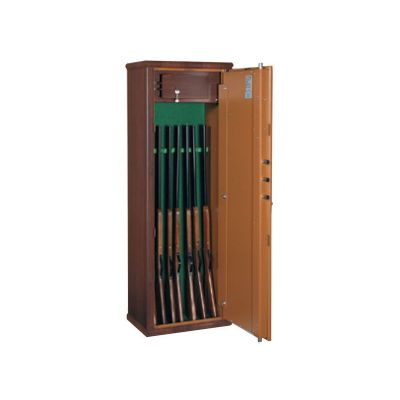Оружейный сейф METALK Grifone 1505034BTL (Орех) Key