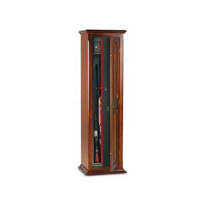 Оружейный сейф в дереве TECHNOMAX HS/400LE (7 стволов)