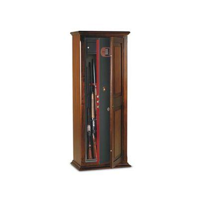 Оружейный сейф в дереве TECHNOMAX HS/600LE (11 стволов)