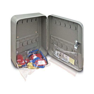 Металлический ящик для ключей КС-20 на 20 ключей