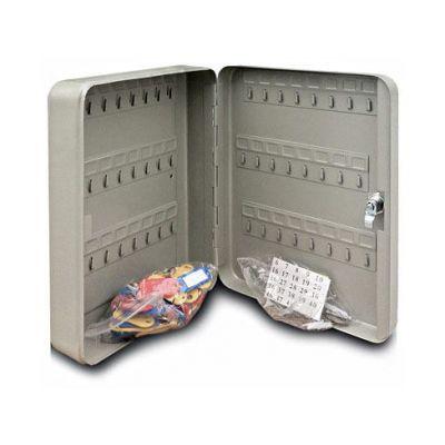 Металлический шкаф для ключей КС-48 на 48 ключей