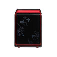 Домашний сейф LUCELL LU-1000RB «Черные цветки»