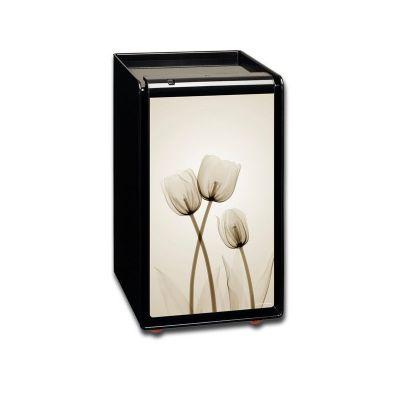 "Домашний сейф LUCELL LU-2000BT «Худож картинка ""Тюльпан""»"