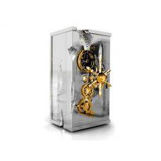 Сейф Boca Do Lobo MILLIONAIRE Luxury Safe Silver