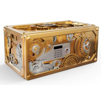 Сейф Boca Do Lobo MINI BARON Luxury Safe