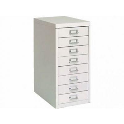 Многоящичный шкаф BISLEY 29/8BL (PC 187)