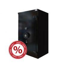 Сейф PARMA EL 410 KYC3 черный