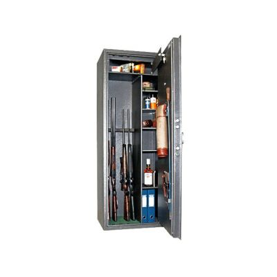 Оружейный сейф SAFETRONICS TSS 160MLG/K5