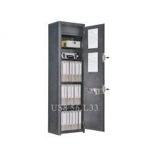 Универсальный сейф для документов, пистолетов, боеприпасов US8 56.L33
