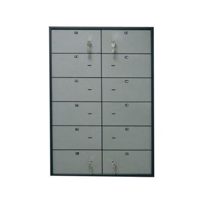 Блок депозитных ячеек VALBERG DB-12S.DGL
