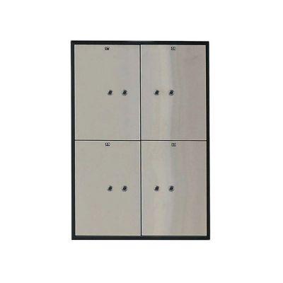 Блок депозитных ячеек VALBERG DB-4S.DGL