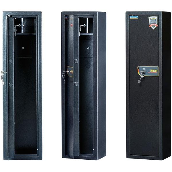 Оружейные сейфы из стали 3 мм