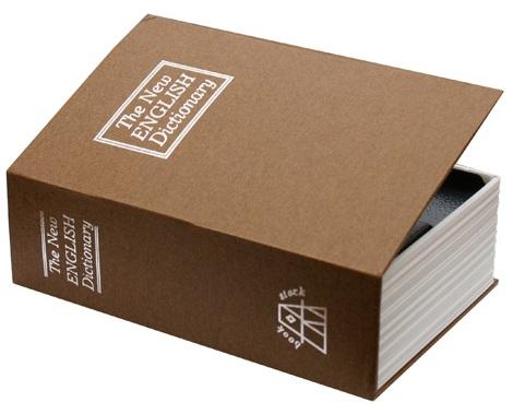 Сейф-книга Onix BS-180
