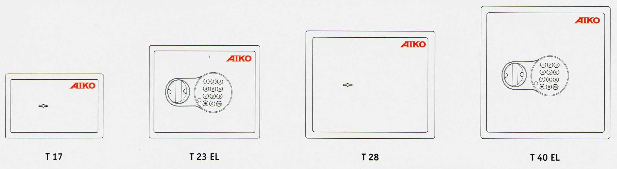 AIKO T модели